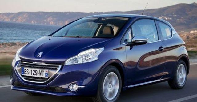 2013 Peugeot 208 1.6 VTi MT  第1張相片