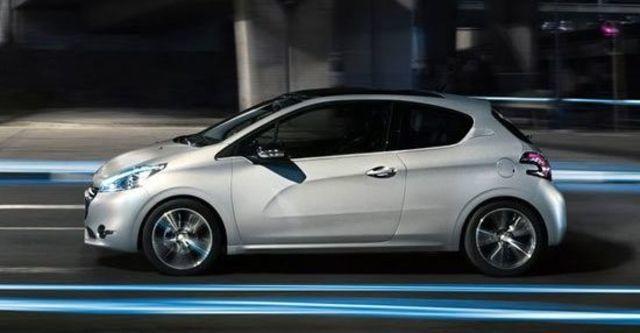 2013 Peugeot 208 1.6 VTi MT  第3張相片