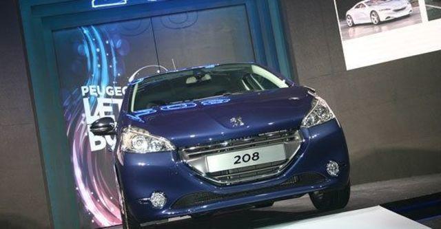 2013 Peugeot 208 1.6 VTi MT  第5張相片