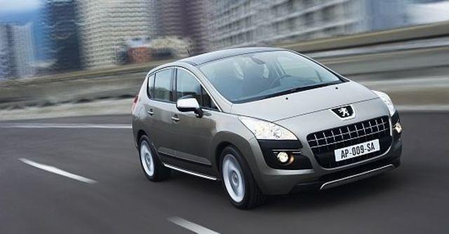 2013 Peugeot 3008 1.6 e-HDi Design  第7張相片