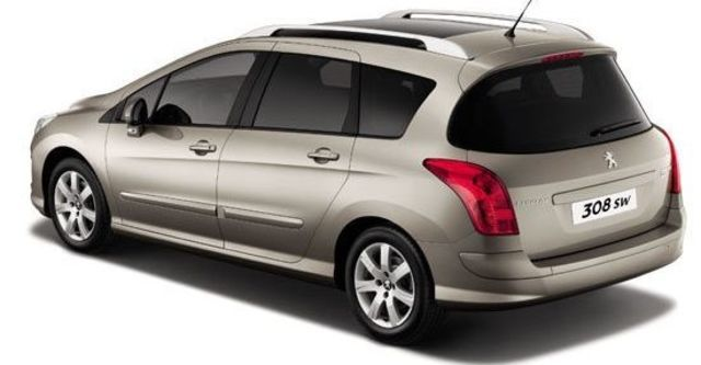 2013 Peugeot 308 SW 2.0 HDi Active  第3張相片