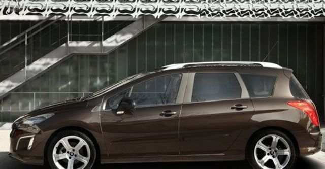 2013 Peugeot 308 SW 2.0 HDi Active  第4張相片