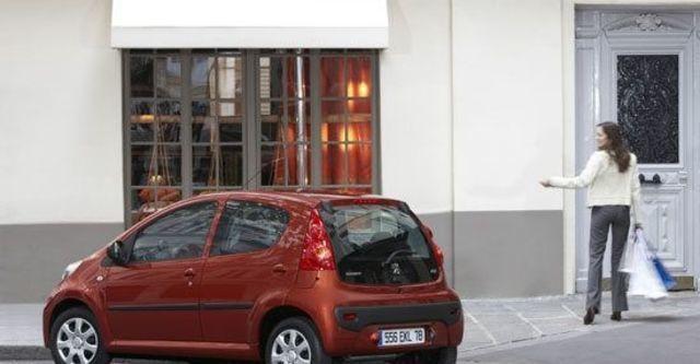 2012 Peugeot 107 花都時尚版  第3張相片