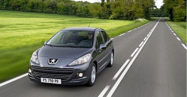 2012 Peugeot 207 1.6全景天窗版  第2張相片
