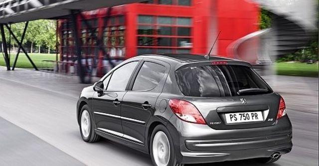 2012 Peugeot 207 1.6全景天窗版  第3張相片