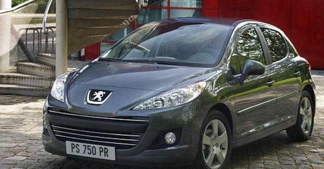 2012 Peugeot 207 1.6全景天窗版  第4張相片