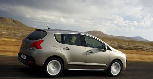 2012 Peugeot 3008 1.6 e-HDi Classic  第4張相片
