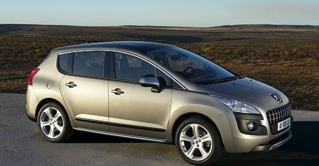 2012 Peugeot 3008 1.6 e-HDi Design  第2張相片