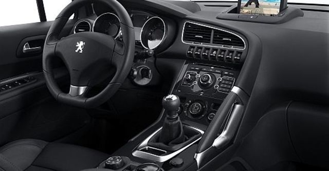 2012 Peugeot 3008 1.6 e-HDi Design  第3張相片