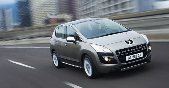 2012 Peugeot 3008 1.6 e-HDi Design  第7張相片