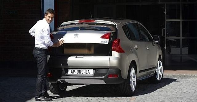 2012 Peugeot 3008 1.6 e-HDi Design  第8張相片
