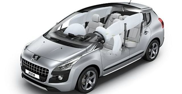 2012 Peugeot 3008 1.6 e-HDi Design  第10張相片