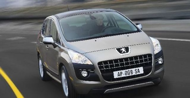 2012 Peugeot 3008 1.6 THP Premium  第2張相片