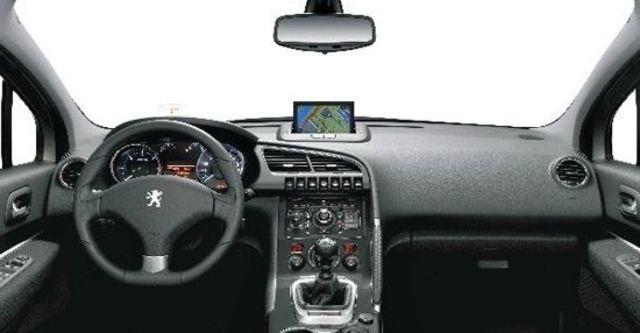 2012 Peugeot 3008 2.0 HDi Design  第5張相片