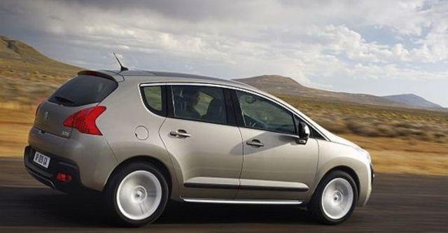 2012 Peugeot 3008 2.0 HDi Premium  第9張相片