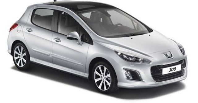 2012 Peugeot 308 1.6 e-HDi Active  第2張相片