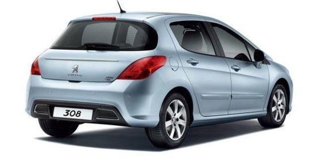 2012 Peugeot 308 1.6 e-HDi Active  第6張相片
