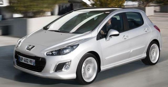 2012 Peugeot 308 1.6 e-HDi Active Design  第2張相片