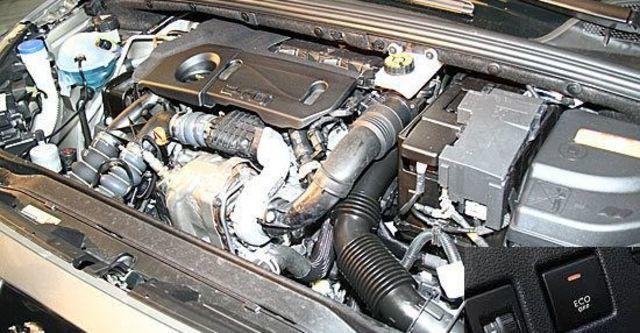 2012 Peugeot 308 1.6 e-HDi Active Design  第5張相片