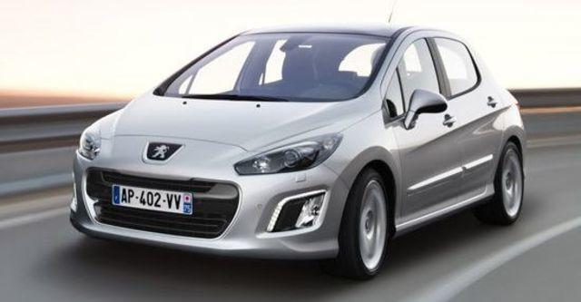 2012 Peugeot 308 1.6 e-HDi Classic  第1張相片