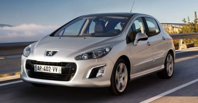 2012 Peugeot 308 1.6 e-HDi Classic  第2張相片