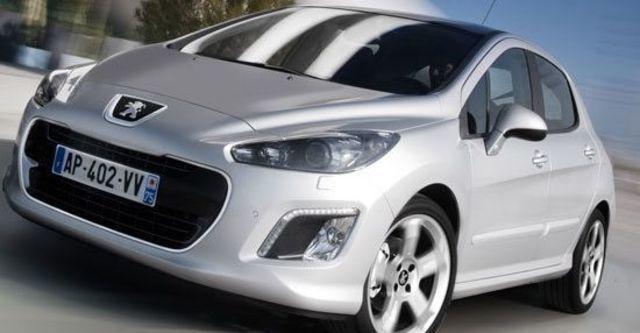 2012 Peugeot 308 1.6 e-HDi Design  第2張相片