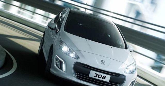 2012 Peugeot 308 1.6 e-HDi Navi  第1張相片