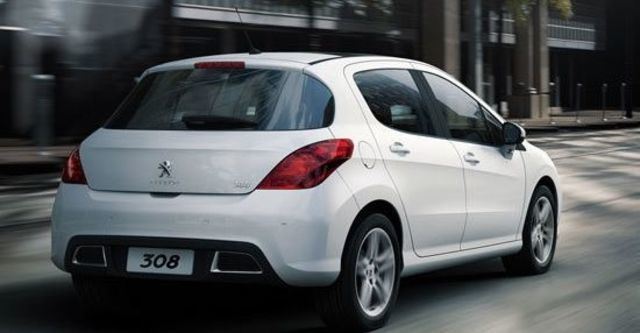 2012 Peugeot 308 1.6 e-HDi Navi  第6張相片