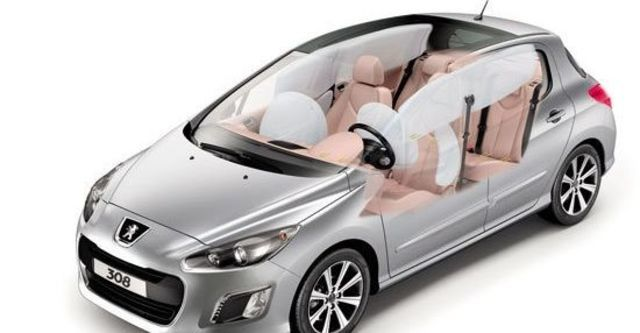 2012 Peugeot 308 1.6 e-HDi Navi  第8張相片