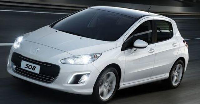 2012 Peugeot 308 1.6 THP Design  第2張相片