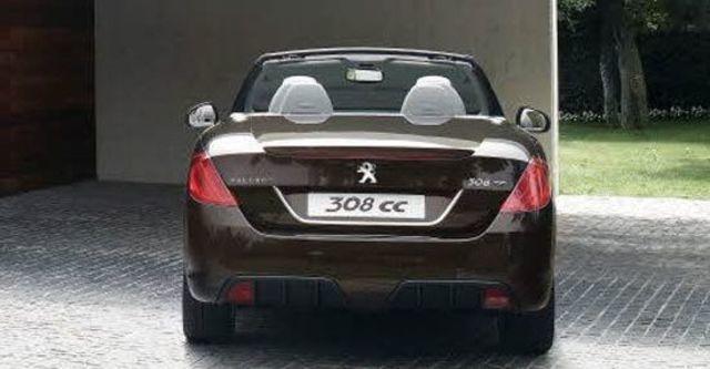 2012 Peugeot 308 CC 1.6 THP  第6張相片