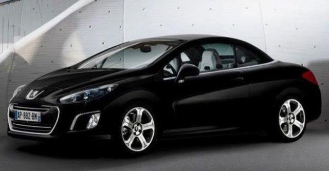 2012 Peugeot 308 CC 1.6 THP  第8張相片