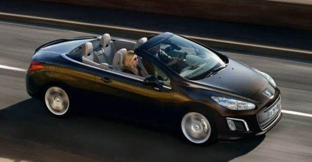 2012 Peugeot 308 CC 1.6 THP  第10張相片