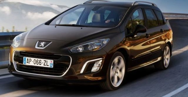 2012 Peugeot 308 SW 2.0 HDi Active  第1張相片