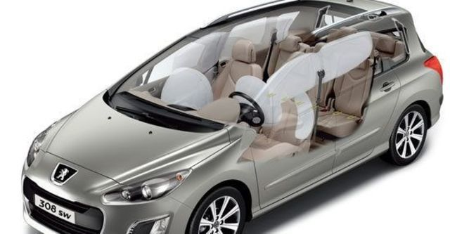 2012 Peugeot 308 SW 2.0 HDi Active  第12張相片