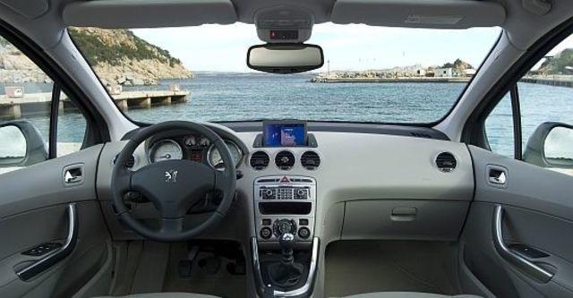 2012 Peugeot 308 SW 2.0 HDi Active Navi  第6張相片