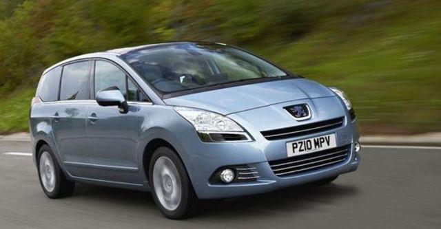 2012 Peugeot 5008 2.0 HDi Premium  第1張相片
