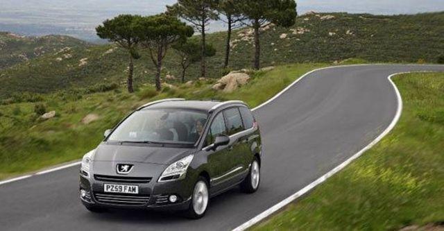 2012 Peugeot 5008 2.0 HDi Premium  第3張相片