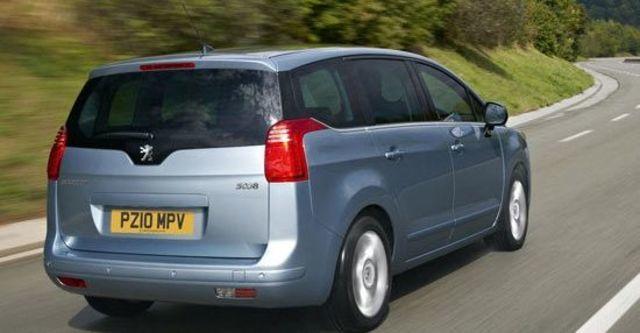 2012 Peugeot 5008 2.0 HDi Premium  第4張相片