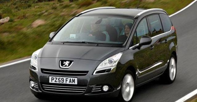 2012 Peugeot 5008 2.0 HDi Premium Pack  第1張相片