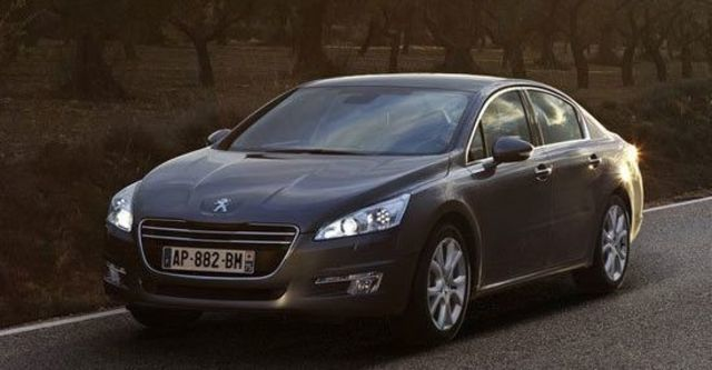 2012 Peugeot 508 1.6 e-HDi Classic  第1張相片