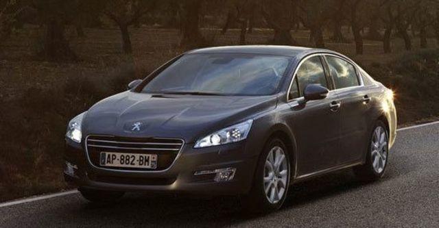 2012 Peugeot 508 1.6 e-HDi Classic  第2張相片