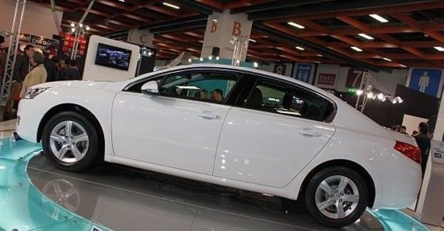 2012 Peugeot 508 1.6 e-HDi Classic  第5張相片
