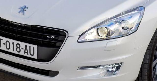 2012 Peugeot 508 1.6 e-HDi Classic  第10張相片