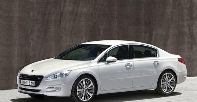 2012 Peugeot 508 1.6 e-HDi Design  第1張相片