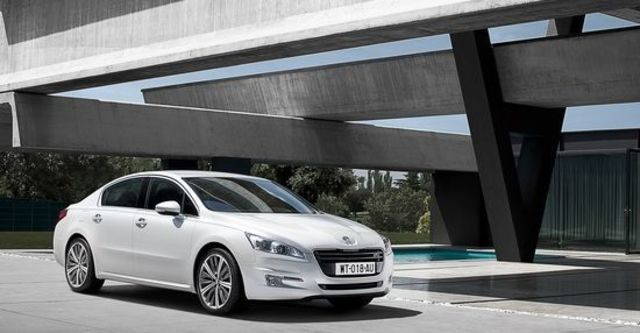 2012 Peugeot 508 1.6 e-HDi Design  第8張相片