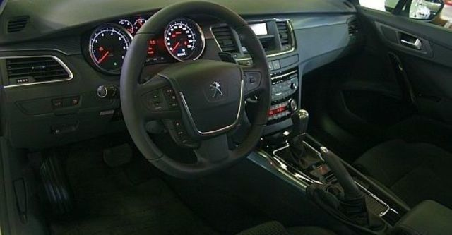 2012 Peugeot 508 1.6 e-HDi Design  第11張相片