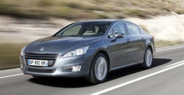 2012 Peugeot 508 1.6 e-HDi Premium  第2張相片