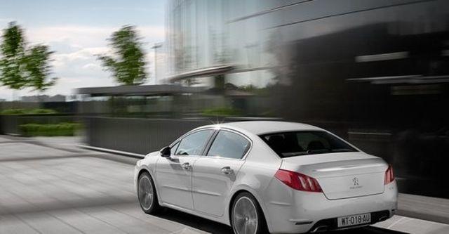 2012 Peugeot 508 1.6 e-HDi Premium  第9張相片