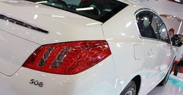 2012 Peugeot 508 1.6 THP Premium  第4張相片